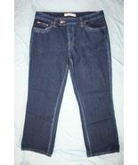 Tommy Hilfiger Dark Denim Jeans - Size 12P - $8.99