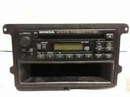99 00 01 Honda Prelude AM FM CD radio receiver OEM 39100-S30-A110 - $74.24