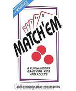 Match'Em Game - $25.00