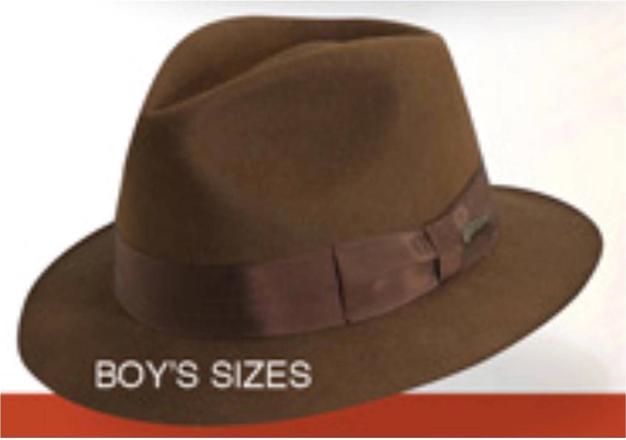 New Child Size Indiana Jones Fedora Harrison and 15 similar items e3582924eed5