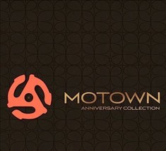 Motown: Anniversary Collection (CD, 2008) - $12.00