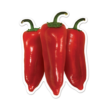 "Beistle Mini Chili Pepper Cutouts 4.5"" (10 Count)- Pack of 24 - £34.06 GBP"