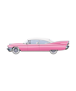 Beistle Jointed 50's Cruisin' Car 6'- Pack of 12 - $77.47