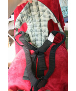 Infantino Cozy Rider Baby Bjorn Black  - $9.99