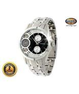 FOSSIL ME1011 Men's Round AUTOMATIC Watch Steel Bracelet Skeleton Black ... - $392.78
