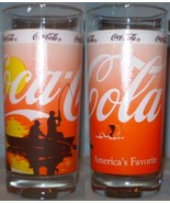 Coca~Cola Glass Sports Fishing - $8.00