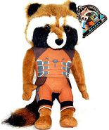 Guardians of the Galaxy Rocket Raccoon Plush SDCC2014 *NEW* - $29.99