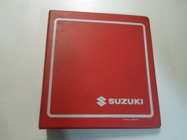1984 Suzuki SP600 Service Shop Repair Manual Binder Factory Oem Book 84 Deal - $39.59
