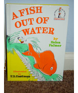 A Fish Out Of Water I Can Read  Hardback - $9.00