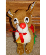 Rudolph Toy Connection Plush - $9.00