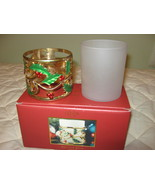 Lenox holiday gold votive candle holder - $8.00