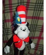"""Dr. Seuss Cat in The Hat Cat And Whozit 17"""" Tall - $17.00"""