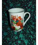 Norman Rockwell Museum Collections Dreams In The Antique Shop Cup 1986 - $9.00