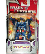 Trans Formers Robots In Disguise - Decepticon- Soundwave - $9.95