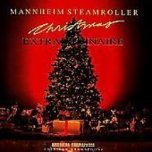 Christmas Extraordinaire by Mannheim Steamroller (CD, Aug-2005, American... - $7.00