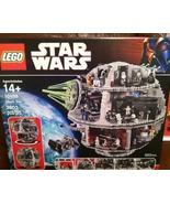 Lego Death Star Misb 10188 Sealed Box  - $750.00