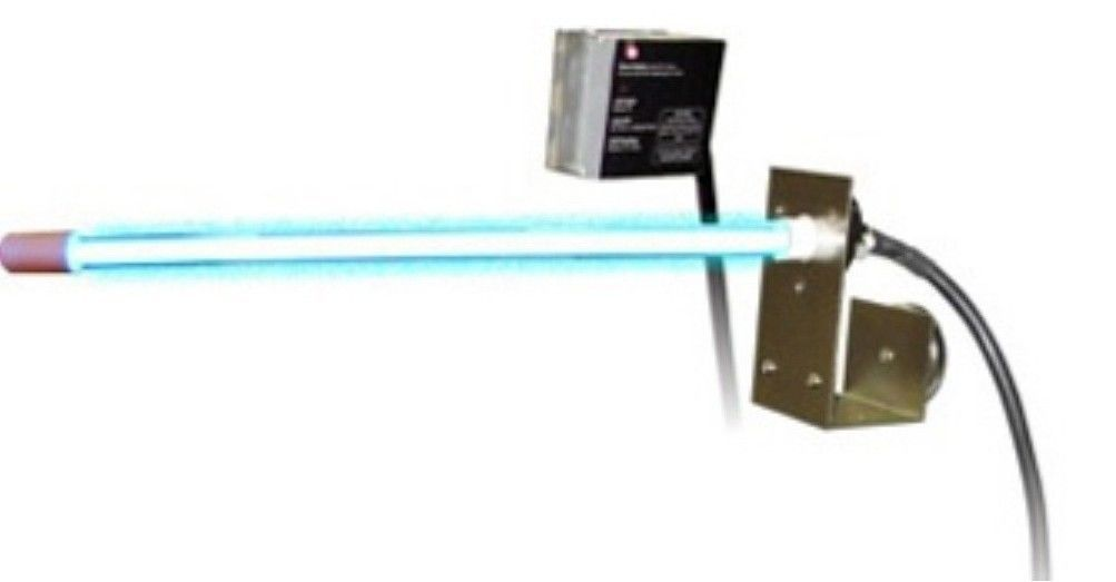 uv light air purifier for ac hvac coil with magnetic bracket 24v 16. Black Bedroom Furniture Sets. Home Design Ideas