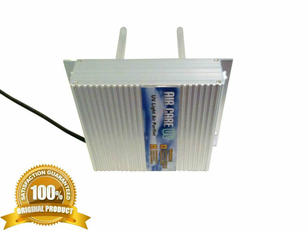 Duct Air Purifier : Air purifier whole house uv light in duct for hvac ac