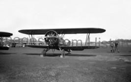 8x10 Print Boeing P12 Fighter Aircraft Boston 1... - $14.36