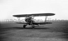 8x10 Print Boeing Navy Biplane  1928  Boston #9... - $14.36