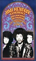 8x10 Print Jimi Hendrix 1968 #941 - $14.36