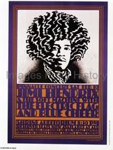 8x10 Print Jimi Hendrix 1968 #940 - $14.36