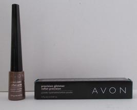 Avon Eye Shadow Classic Mocha Precision Glimmer Powder NIB - $7.91