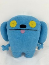 "UglyDoll 2009 Ket Plush 10436, 11"" Tall Blue Pretty Ugly, LLC Soft Smoke... - $19.80"
