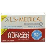 XLS Medical Appetite Reducer Diet Pills - Pack of 60 Diet Hunger Lose We... - $15.32