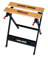 Black & Decker Workmate  350-Pound Max. Portable Work Bench Clamp Sand Fix - $46.05