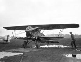 8x10 Print Navy Curtiss Bomber Boston Airport 1... - $14.36