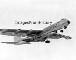 8x10 Print U.S. Airforce B36 Bomber in Flight  ... - $14.36