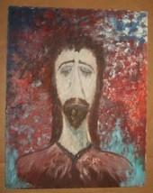 ORIGINAL SIGNED M. HYDOCK JESUS CHRIST ART PAINTING - $340.00