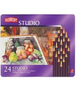 Derwent 24 Studio Color Pencil Tin Set - $32.95