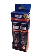 Ozium Air Sanitizer 2pk Original Reduces Bacter... - $21.40