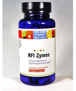 RFI Zyme Dietary Supplement Supporting Digestive Tract Health~Enzyme All... - $47.50