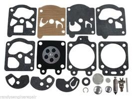 3 Pack Walbro K10 Wat Carburetor Carb Overhaul Repair Rebuild Kit New - $24.99