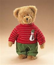 "Boyds Bears ""Chance O. Flurries"" -14"" Plush Bear- #904691- NWT- 2007-Retired - $32.99"