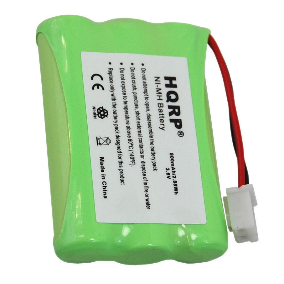 HQRP Battery fits Tri-tronics 1038100-F, Field 70 1999, 2000, 2001 Dog Collar