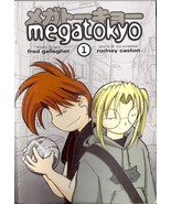 Megatokyo Vol. 1-3 by Fred Gallagher (Paperback) - $16.00