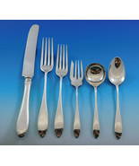 Puritan by Wallace Sterling Silver Flatware Set for 8 Service Dinner 55 Pcs - $3,950.00