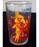 """1973 ARCHIE COMICS Welch's Jelly Glass """"Sabrina Calls the Pl - $15.95"""