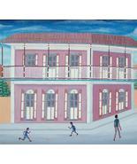 Original Pierre Antoine Cap Haitien, Haiti Pain... - $961.99