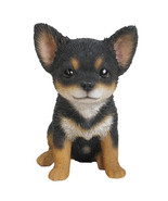 6.5 inches Chihuahua Puppy Figurine Statues Collectible - $16.82