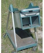 Tektronix O-Scope equipment Mobile cart, Model 202-2W Wt two Plug-in Module - $72.95