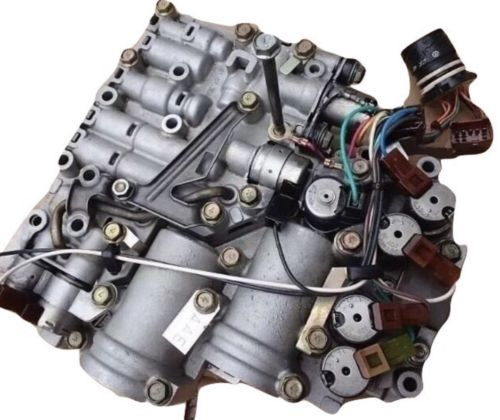 09A Volkswagon 5 Speed Automatic Transmission Valve Body For VW Jetta Audi