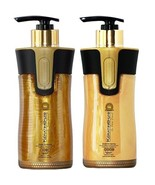 Keratin Cure COLOR /KERATIN SAFE AFTER-CARE SHAMPOO -CONDITIONER GOLD & ... - $69.99