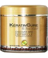 KERATIN CURE DEEP REPAIR CONDITIONING MASQUE CHOCOLATE ARGAN OIL 500G/16oz - $47.99