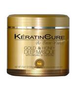 KERATIN CURE DEEP REPAIRATION CONDITIONING MASQUE GOLD & HONEY 500MG MAS... - $49.99