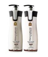 Keratin Cure Sulfate Free Chocolate Max Shampoo & Conditioner Moisturizi... - $95.00
